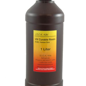S.I.C.K. Kits PowerBond Resin Premium Thick (1 Liter Pit Filler)
