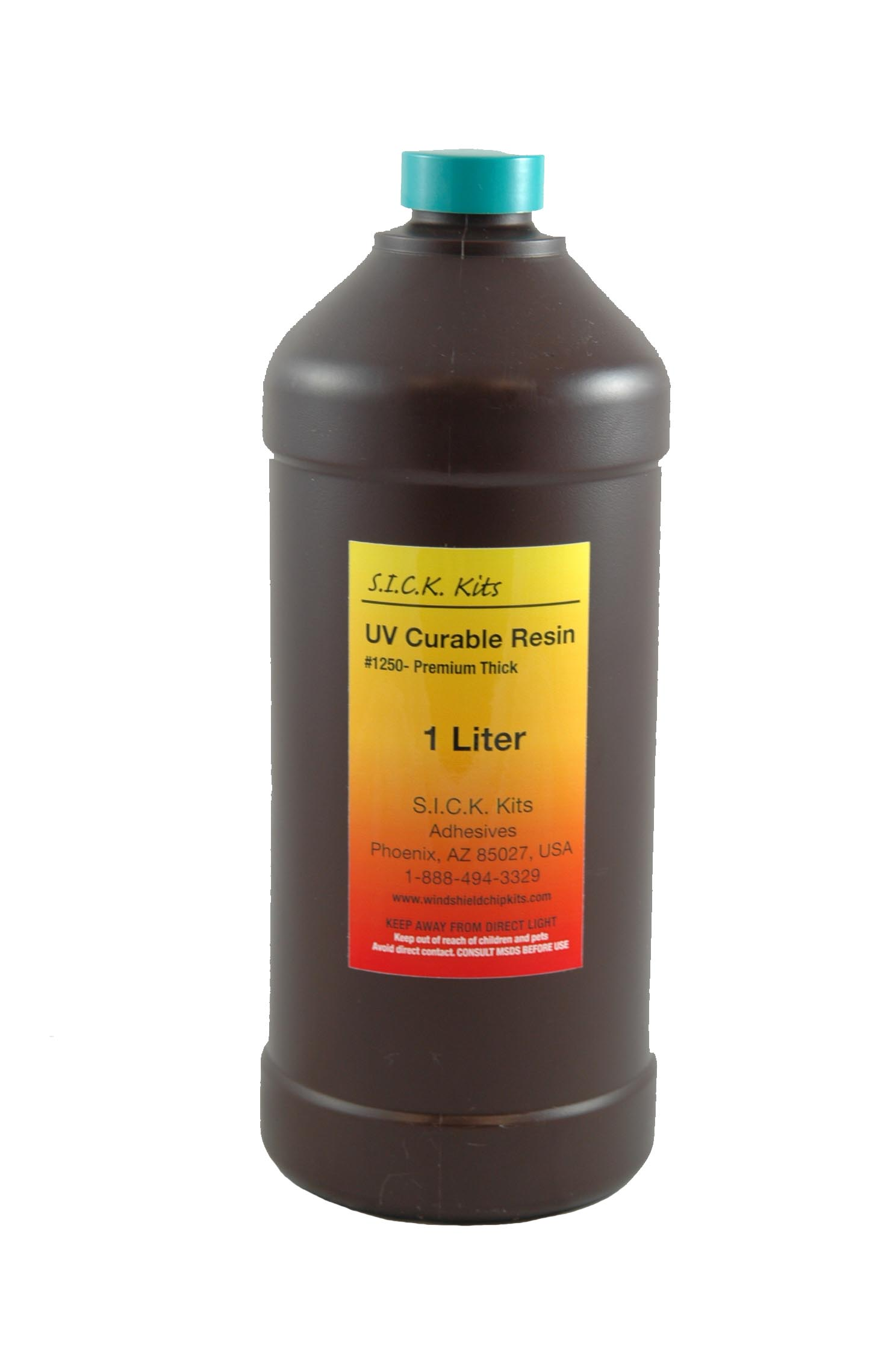 S.I.C.K. Kits PowerBond Resin Premium Thick (1 Liter Pit Filler)