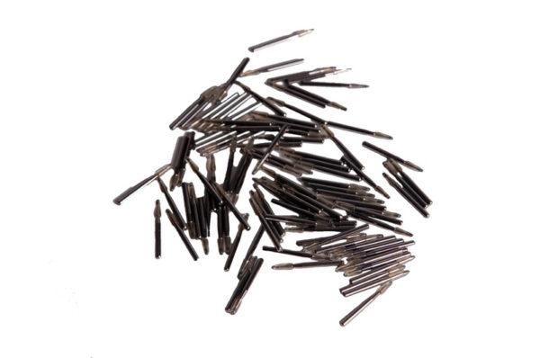 Carbide Burs Tapered Bits (pkg 100) FG 701