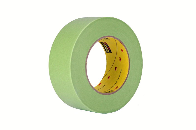 3M Green Automotive tape 2 inch