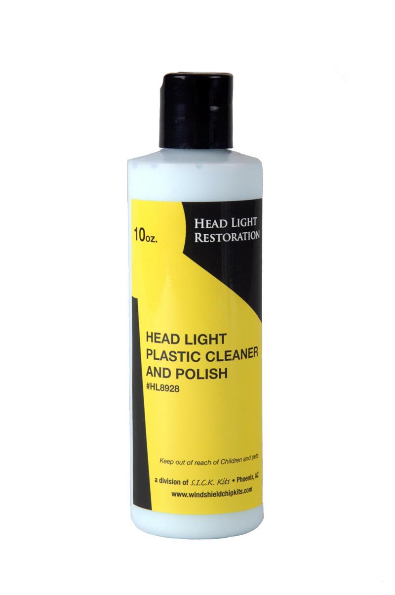 10oz Sick Kits Headlight Plastic Cleaner and Polish