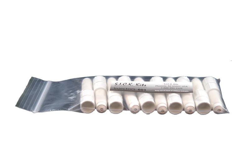 Plastic Injectors (Pkg 10)